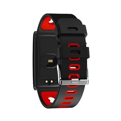 HUIGE Reloj Inteligente, Bluetooth Smartwatch Touch Pantalla ...