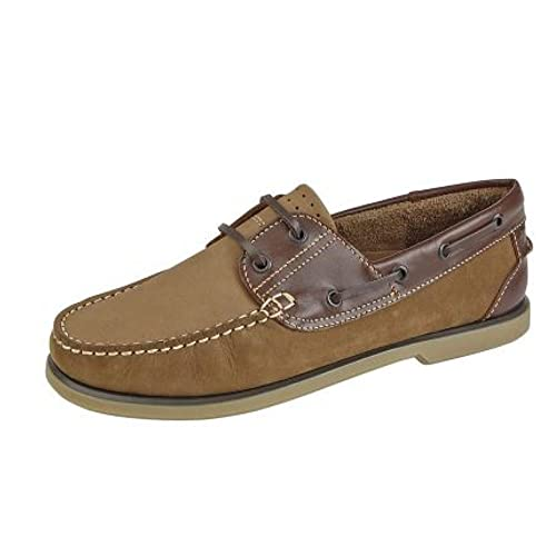5537956aaef5d5 Mens Classic Leather Boat Yachting Deck Shoe