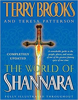 Amazon Com The World Of Shannara 9780345480682 Terry Brooks