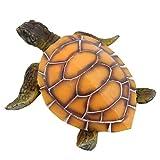 Colorido Non-toxic Fake Simulation Turtle Fish Tank Aquarium Decor Ornament