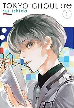 Tokyo Ghoul. Re - Volume 1 - 9788542608755 - Livros na