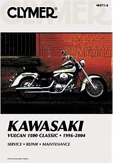 Kawasaki vulcan 1500 series 96 08 clymer motorcycle repair penton clymer repair manual for kawasaki vn1500 vulcan 96 08 fandeluxe Gallery