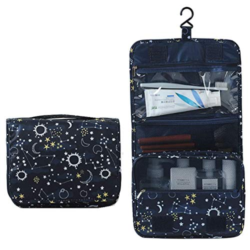 7fd61ae360 Itraveller Hanging Toiletry Bag-Portable Travel Organizer Cosmetic Make up  Bag case for Women Men