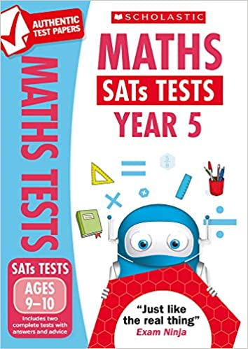 Buy Maths Test - Year 5 (National Curriculum SATs Tests) Book Online