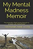 img - for My Mental Madness Memoir: The provocative TRUE journey through my struggles with mental illness book / textbook / text book