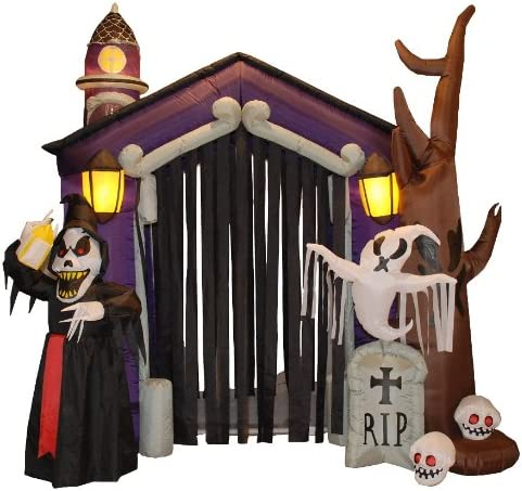 Halloween Archway Outdoor Inflatables