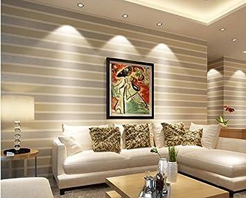 Vliestapete schlafzimmer braun  Fototapeten wallpaper Horizontal, Streifen schlicht und modern ...
