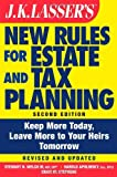 img - for JK Lasser's New Rules for Estate and Tax Planning by Stewart H. Welch III (2010-01-07) book / textbook / text book