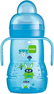Copo Trainer 220 ml, MAM, Azul