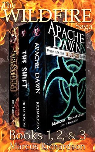 The Wildfire Saga: Books 1, 2, & 3