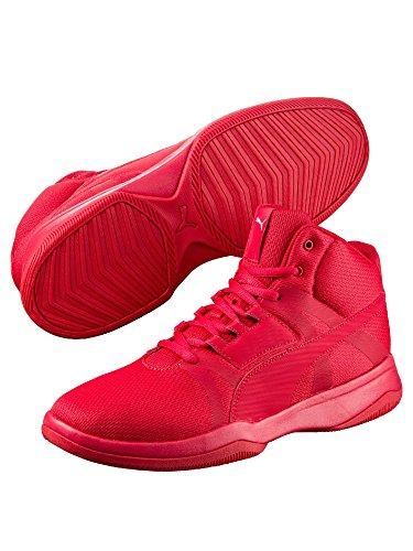 Puma , Herren Sneaker, rot - rot - Größe: 40½