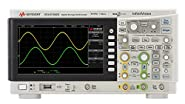 Keysight Technologies EDUX1002G Oscilloscope: 50 MHz, 2 Analog Channels (with built-in wavegen and frequency response analysis)