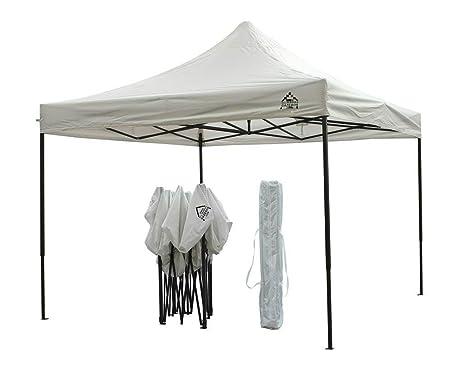 All Seasons Gazebos, 3 x 3 m, resistente, impermeable, PVC cubierto,