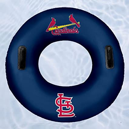 ec59568f4b3c2 Amazon.com : St. Louis Cardinals Navy Blue Inner Tube : Baseball And ...