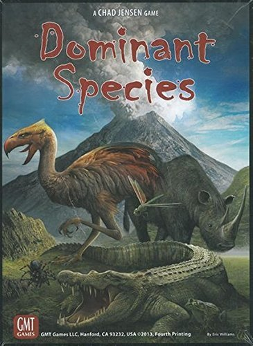 Dominant Species Fourth Edition Board Game by GMT Games