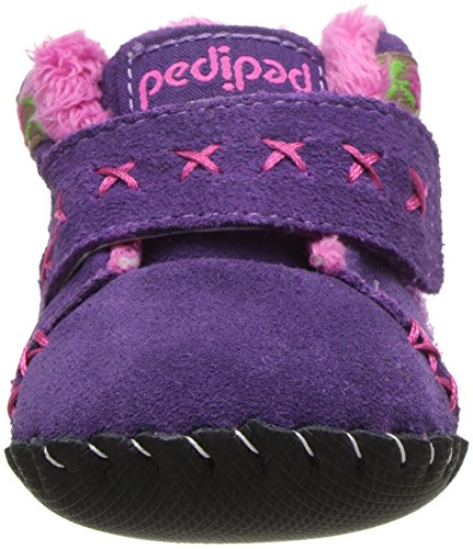 Violet Fille Violet pediped Rosa bébé Bottines 8wIg8xOHq