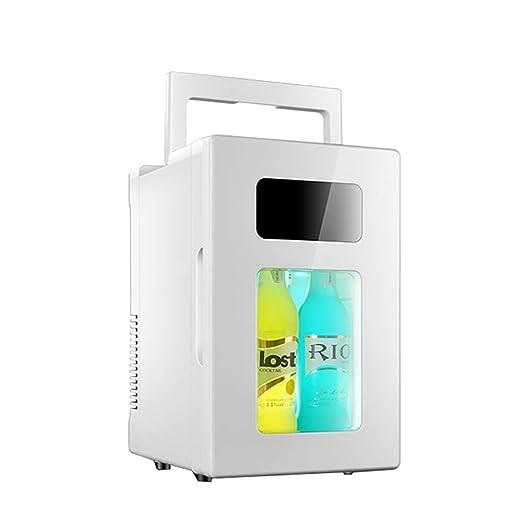 Capacidad 10l Portátil Mini Refrigerador del Coche Refrigerador ...