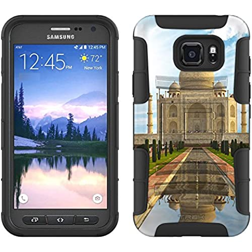 Samsung Galaxy S7 Active Armor Hybrid Case Taj Mahal 2 Piece Case with Holster for Samsung Galaxy S7 Active Sales