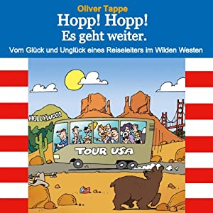 Hopp! Hopp! Es geht weiter Audiobook