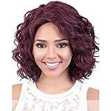 Motown Tress (Jacey) - Heat Resistant Fiber Full Wig in F4_27_30