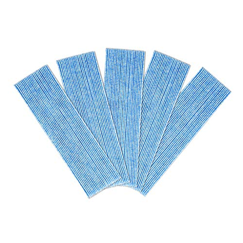 (m·kvfa for Daikin Air Purifier Plus Cotton MC70KMV2MCK57LMV2 BAC006A4C Folding Filter 5X Highly Efficient and Durable Filter Pleats)