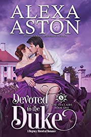 Devoted to the Duke (The St. Clairs Book 1)