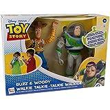Amazon.es: IMC Toys- Walkie Talkie Toy Story 4 con la Cara de Buzz ...