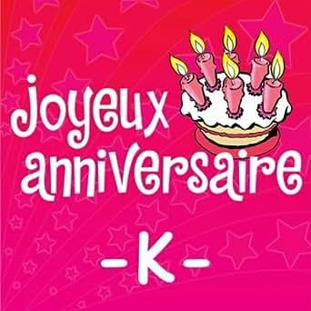 Joyeux Anniversaire Katy By Joyeux Anniversaire On Amazon