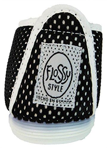 Flossy saxophone Loafers textiles pour femmes
