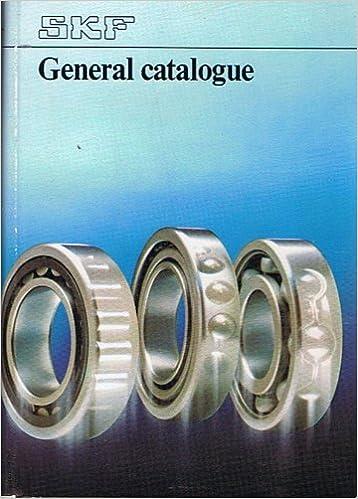 SKF General Catalogue 3200 E: Amazon com: Books