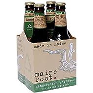 Maine Root Soda Root Beer Swtn 4pk