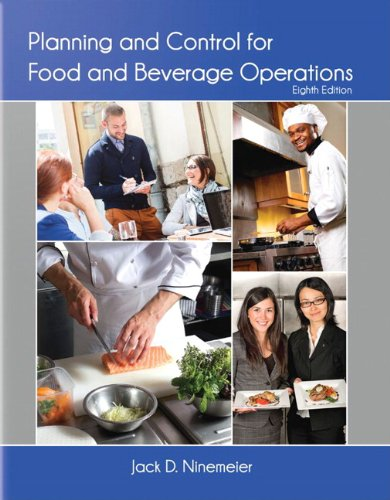 food and beverage operations book - 7