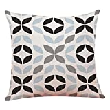 Whats the Difference Between King and California King Mattress Clearrance! iYBUIA Home Decor Cushion Cover Simple Geometric Throw Pillowcase Pillow Covers