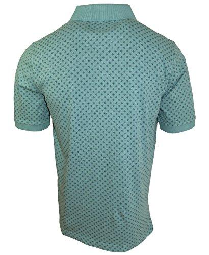 Baileys Polo Shirt Premium Vintage in grün blau Baumwolle Polokragen Gr. M bis 4XL 615248-317