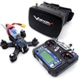 P130 FPV RTF Micro Racing Drone with VisionPlus 5.8GHz Goggl...