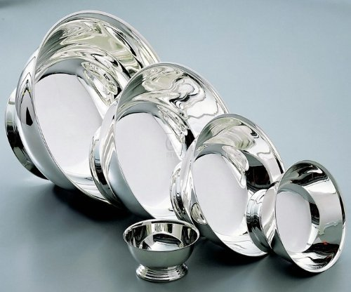 Traditional Paul Revere Bowl (10 in. Dia. x 5.5 in. - Plastic Bowls Revere