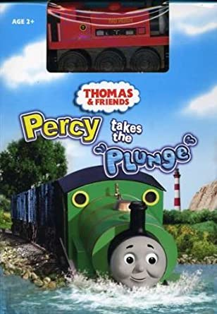 Thomas And Friends Percy Takes The Plunge Amazonca Dvd