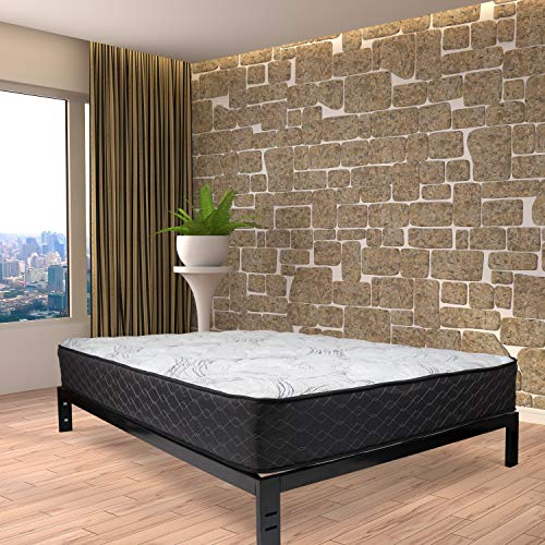 Wolf Mattress Wolf Gemini Flippable Twin-Size Wrapped Coil Innerspring Mattress