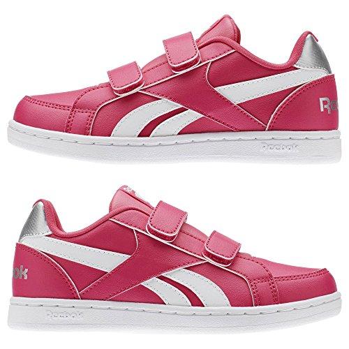 Reebok, Sneaker bambine rosa Rosa