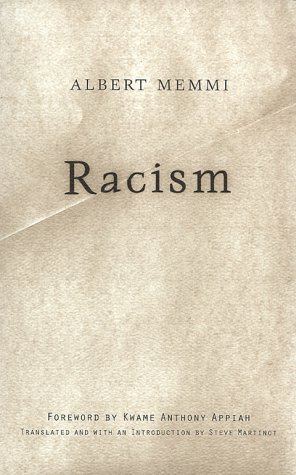 Racism: 1st (First) Edition