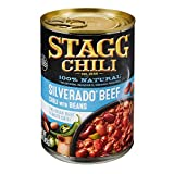 Stagg Silverado Beef Chili with Beans, 15 Ounce (Pack of 6)