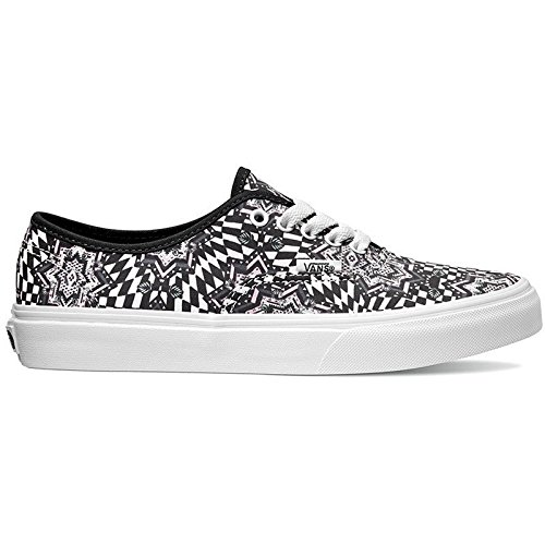 VANS Authentic Slim Checkered Sneakers 6 W/4.5 M