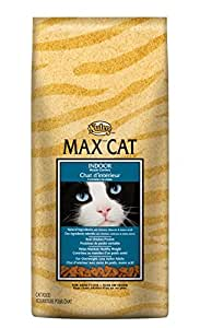 NUTRO MAX CAT Indoor Adult Dry Cat Food, Weight Control, 16 lbs.