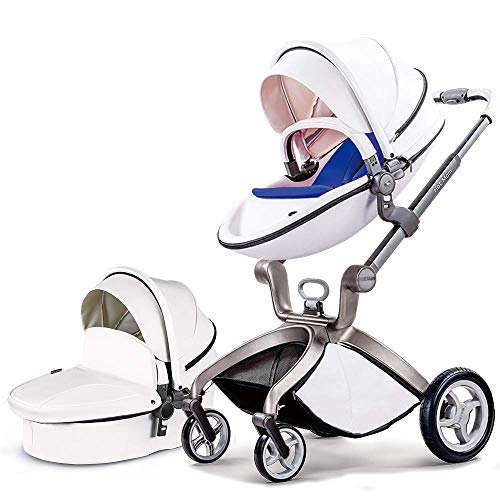 Hot Mom Pushchair 2020 3 in 1 Baby Stroller Travel System with Bassinet