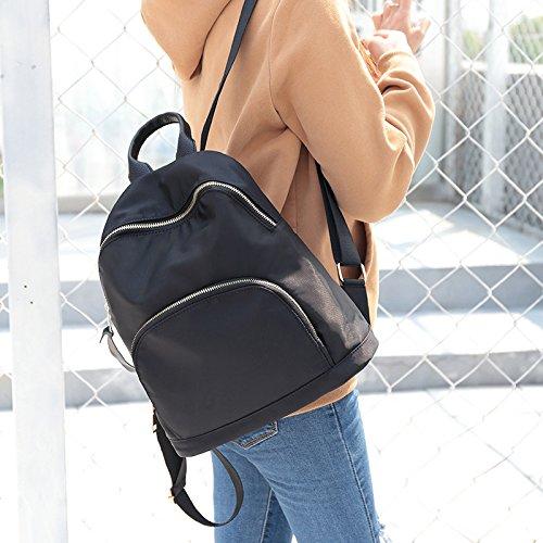 Mefly Neue Double Shoulder Bag Leisure Travel Student Rucksack