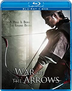 Cover Image for 'War of the Arrows'