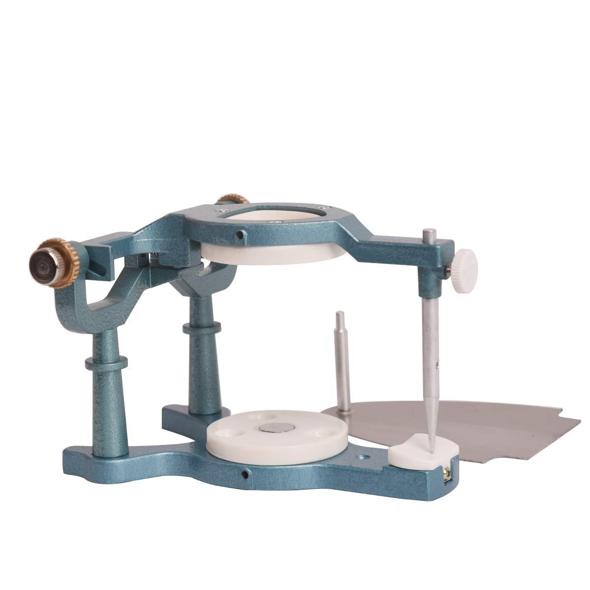 Dental Magnetic Articulator, Adjustable Denture Articulator Laboratory Instruments by Annhua (Image #2)