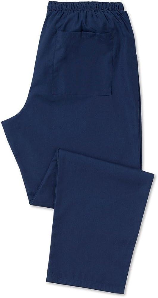 Unisex Medical Doctors Work Wear Hospital Scrub Trousers