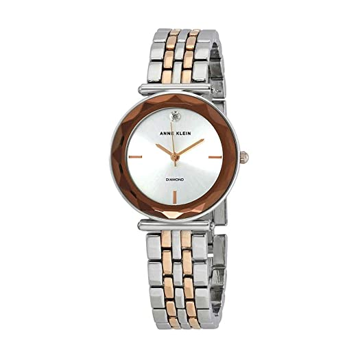 6f328f804da3 Anne Klein AK 3413SVRT Reloj de Pulsera para Mujer