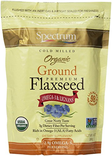 Spectrum Essentials Organic Flaxseed 14 Ounce